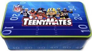 NFL TeenyMates Series 6 Collectors Tin