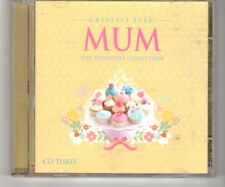 (HO841) Greatest Ever Mum, The Definitive Collection disc 3 - 2014 CD
