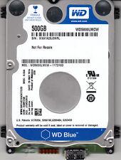 Western Digital WD5000LMCW-11T31S3 dcm: HAMT2AB s/n: WXA1... 500GB USB 3.0 3716