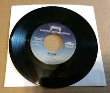 XANADU  ELO - I'm Alive /Drum Dreams - 45 Record