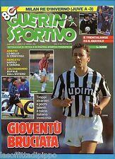 GUERIN SPORTIVO-1992 n.3- CORINI-RIEDLE-SKUHRAVY-ANCONETANI - FILM C.