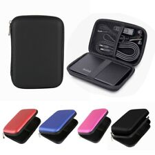 """2.5"""" External USB Hard Drive Disk HDD Cover Pouch Bag Carry Case For PC Laptop"""