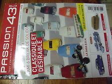 Μ? magazine passion 43 EME nº 50 friend 6 break saga brm bus car majorette
