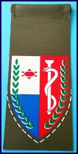 israel army idf Medical Corps Medical services center shoulder tag