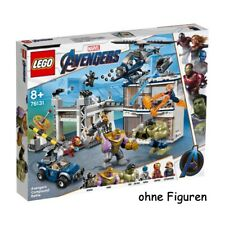 LEGO® AVENGERS Hauptquartier Marvel Super Heroes   76131 NEU - ohne Figuren