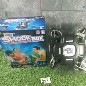 Shock Box Reaction Challenge Game