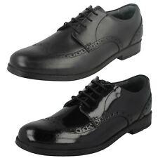 Girls Startrite School Shoes 'Brogue'
