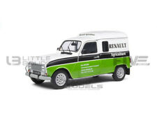 SOLIDO 1/18 - RENAULT R4F4 RENAULT AGRICULTURE - 1988 - 1802205
