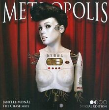 JANELLE MONAE - Metropolis: The Chase Suite -Special Edition CD ( 2008 )