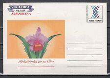 Honduras, 1994 issue. Orchid Aerogramme