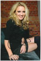 Emily Osment - u.a. HANNAH MONTANA - hand signed Autograph Autogramm
