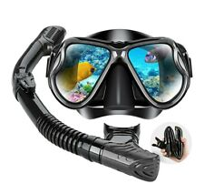 Aomais Dry Snorkel And Mask Set