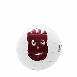 Wilson Mr Castaway Match Volleyball, White, Official