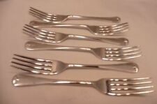 Post - 1940 Antique Silver Plate Forks