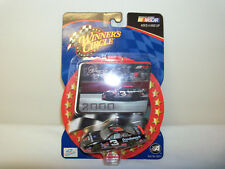 Winner's Circle Dale Earnhardt 2000 #3 Goodwrench Service 76th Win Car/Card 1/64