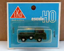 EKO POST-1945  JEEP CABOVER PICK-UP   HO - SCALE