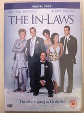 Michael Douglas Ryan Reynolds THE IN-LAWS ~ 2003 Comedy Remake | Rare UK DVD