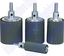 4 Pc Quick Change Sanding Sandpaper Drum Kit For Drill Press Lathe Bench Grinder