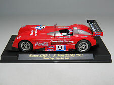 Slot racing FLY CarModel Panoz LMP1 3º Most Elms 2001 1/32 REF:A221