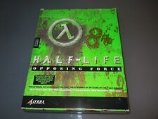 Half-Life: Opposing Force (PC, 1999) - UK Big box  Version  MINT