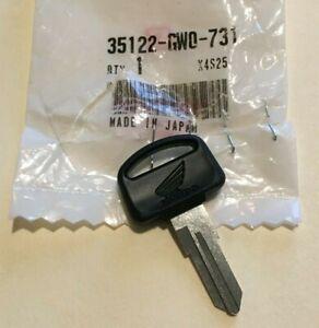 Honda OEM Blank Key No. 2 NJ50 TB50 Gyro 1985 FL350R Odyssey 35122-GW0-731