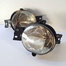 For 2004 2005 2006 Dodge Durango RAM SMOKE Bumper Driving Fog Lights w/ Bulbs