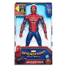 "Spider-Man Marvel 12"" Eye FX Electronic Action Figure Homecoming"
