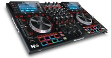 Numark nv ii intelligent 4-deck digital dj controller avec serato dj software