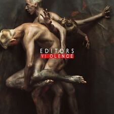 EDITORS Violence LP Red Deluxe Vinyl NEW 2018