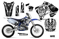 Yamaha YZ125 YZ250 Dirt Bike Graphic Sticker Kit Decal Wrap MX 1996-2001 HAVOC W