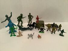 Plastic Army Men & Others Lot