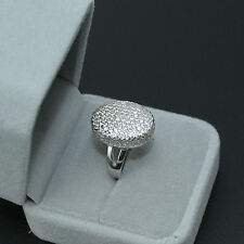 Movies Film Bella's Moonstone Women's Wedding Engagement Ring 925 Silver 5-9#