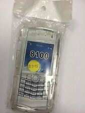 BlackBerry 8100 Pearl Crystal Hard Case in Clear CPC5804. Brand New in packaging