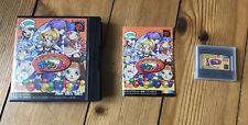 Magical Drop - Neo Geo Pocket Color (NGPC) CIB top Zuszand