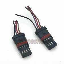 1PC Wiring Plug Connector Mirror Class Harness FOR BMW 5/6/7/F06//F10/E60 E70