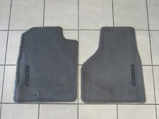 DODGE RAM 1500 2500 3500 Front Premium Taupe Carpet Floor Mats NEW OEM MOPAR