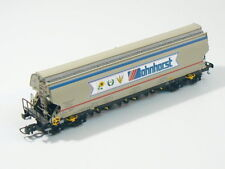 NME H0 507605, DC, Getreidewagen Tagnpps, Bohnhorst, grau, neu, OVP