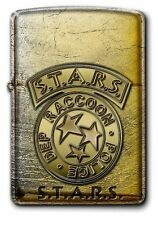 Biohazard Resident Evil 20th Zippo S.T.A.R.S. Japan #With tracking F/S