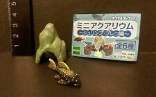Epoch (Like Kaiyodo ) Aquarium Pleco Fish and Cave Mini PVC  Figure B