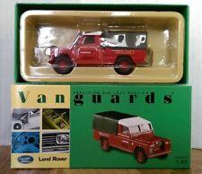 Corgi Vanguards VA07600 Land Rover Series 2 Midland Red Ltd Ed 0005 of 7100