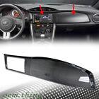 2020 Fit FOR SCION FR-S FRS Coupe Dash Radio Bezel Panel Cover Carbon Fiber