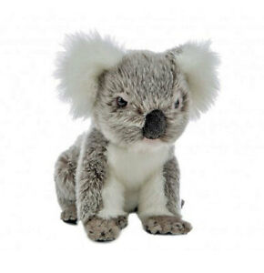 "Koala soft plush toy stuffed animal Petal  9""/23cm by Bocchetta"