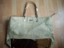 Versace Parfums Women XL Weekender Tote Bag