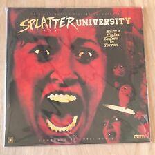 Splatter University - Horror OST - Limited Hand Poured Subscriber Vinyl