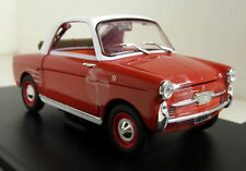 Atlas 1/24 Scale Autobianchi Transformable 1958 + Display Case Diecast model car