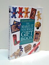 Rrs booksyourreborndolls ebay stores the make it yourself gift book by readers digest solutioingenieria Choice Image