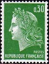 "FRANCE STAMP TIMBRE N°1611 "" MARIANNE DE CHEFFER "" NEUF xx TTB"