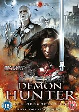 Demon Hunter - The Resurrection (DVD, 2012) NEW AND SEALED