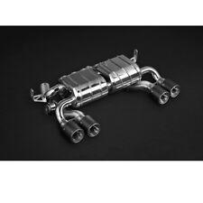 Capristo BMW M3/M4 (F80/F82/F83) Valved Exhaust w/ Remote & Carbon Fiber Tips
