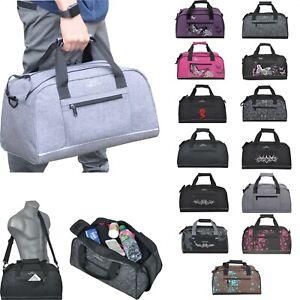 Sporttasche Kinder Mädchen Jungen Schulsport Tasche 20 Liter Damen Herren Motive